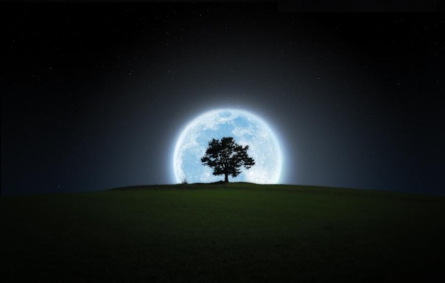 wall.alphacoders.com moon